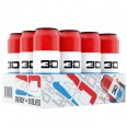 3D ENERGY 473ml x 12 Liberty Pop