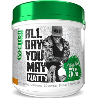 5% Nutrition All Day You May Natty 450g