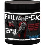 5% Nutrition FULL AS F*CK  Nitric Oxide Booster - 387g