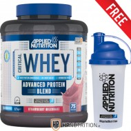 Applied Critical Whey Protein 2.27kg + Free Shaker