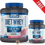 Applied Nutrition Diet Whey 2kg + FREE Diet Whey 450g Tub