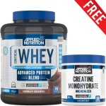 Applied Nutrition Critical Whey 2.27kg + FREE Applied Nutrition Creatine 250g