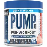 Applied Pump 3G Stim Free Pre Workout 375g