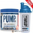 Applied Nutrition Pump 3G Pre Workout 375g + FREE Shaker