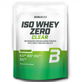 BioTech USA Iso Whey Zero Clear 454g  (18 Servings)