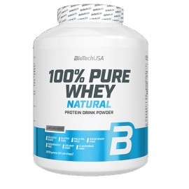BioTech USA 100% PURE Whey Natural 2.27kg