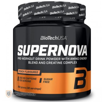 BioTech USA SuperNova Pre Workout 282g