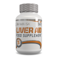 Biotech USA Liver Aid - 60 Tabs *30 Sevings*