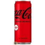 Coca Cola Coke Zero New Taste 24 X 330ml