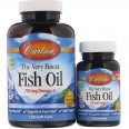 Carlson The Very Finest Fish Oil 700mg -120 Softgels + 30 FREE