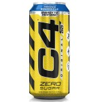 Cellucor C4 Carbonated Zero Sugar   x 4 Cans