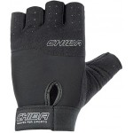Chiba 40400 Power Gym Gloves, Black