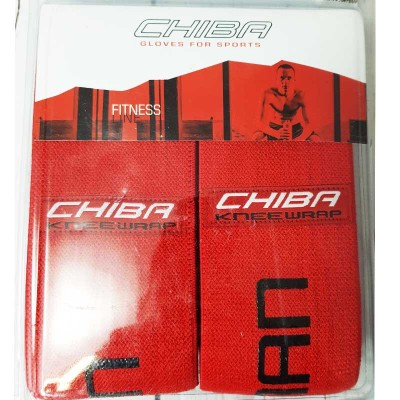 CHIBA - 44486 Knee Straps / Supports STRONGMAN (2 per Pack)