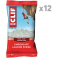 Clif Almond Fudge Energy Bars 68g - Box Of 12 Bars *20% OFF*