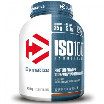 Dymatize ISO 100 Hydrolyzed Whey Protein Isolate 2.2kg