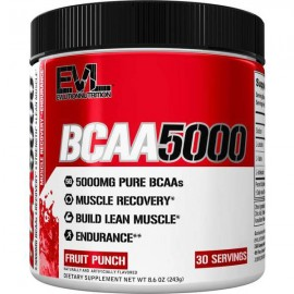 Evlution Nutrition BCAA 5000 - 30 Servings