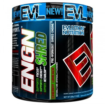 Evlution Nutrition ENGN SHRED Pre workout 225g  - 30 Servings