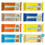 Energy Cake – Energy Cake Bar 125g (Pack Of 12) *NEW FLAVOURS ADDED