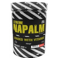 FA Nutrition XTREME Napalm Loaded With Vitargo Pre Workout - 1kg