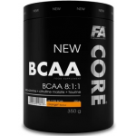 FA Nutrition Core BCAA 8-1-1 - 350g *BCAA + Beta Alanine + Citrulline Malate*
