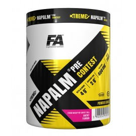 FA Nutrition XTREME NAPALM Pre Workout 500g *25% OFF*