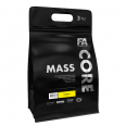 FA Nutrition CORE MASS Gainer - 3kg + Shaker