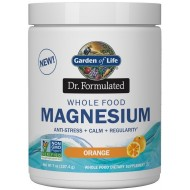 Garden of Life Dr. Formulated Whole Food Magnesium 198g
