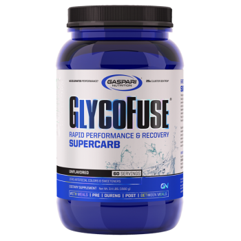 Gaspari GLYCOFUSE 1680g - Rapid Performance & Recovery Supercarb!*