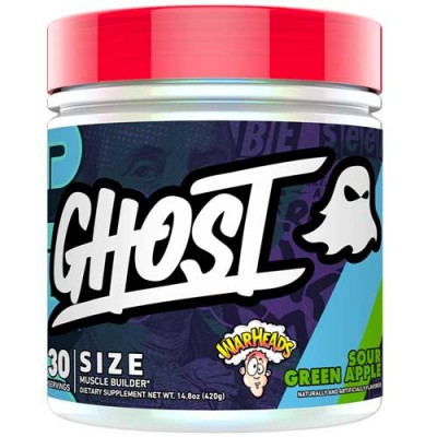 GHOST SIZE 30 Servings