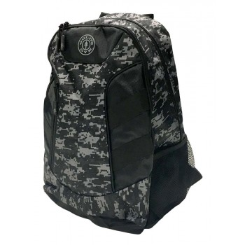 9a876625089b Golds Gym Camo Backpack Bag