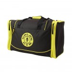 Golds Gym Large Duffel Bag
