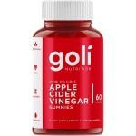 Goli Apple Cider Vinegar Gummies - 60 Pieces