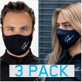 Gorilla Wear Face Mask *Pack of 3*