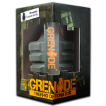 Grenade - Thermo Detonator FAT BURNER - 100 Cap