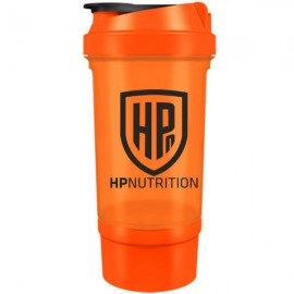 HPnutrition Compartment Shaker 500ml