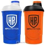 HPnutrition.ie Wave Shaker 600ml *DOUBLE PACK*