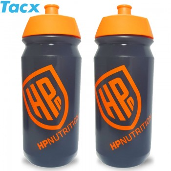 HPnutrition.ie Tacx Water Bottle 500ml Double Pack