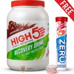High5 Recovery 1.6kg + FREE Zero Tabs Tube