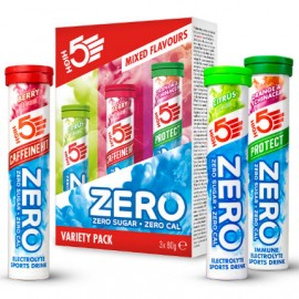 HIGH5 ZERO Variety Pack Hydration Tablets (3 x 20)