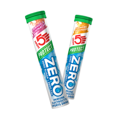 High5 ZERO IMMUNE PROTECT Electrolyte Tabs 20 Tablets  *NEW*