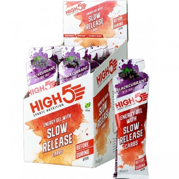 High5 Energy Gel with Slow Release Carbs 14 Pack