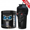 JNX Sports The Curse Pre Workout 250g *50 Servings* + FREE Skull Shaker