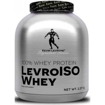 Kevin Levrone Levro ISO whey *100% Whey Protein Isolate  2kg