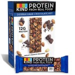 KIND Protein Bar Dark Chocolate Nuts (12x50g) *BB20/4/2020*