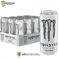 Monster Energy Ultra Zero - 500ml (Zero Sugar ) - Pack of 12