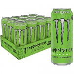 Monster Energy Ultra Paradise - 500ml (Zero Sugar) - Pack of 12 **NEW