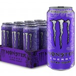 Monster Energy Ultra Violet - 500ml (Zero Sugar ) - Pack of 12