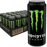 Monster Energy 500ml - Pack of 24