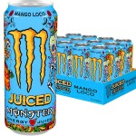 Monster Energy Mango Loco 500ml -  Pack of 12