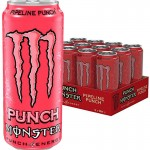 Monster Energy Pipeline Punch 500ml -  Pack of 12
